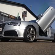 Ombygget Audi A5 3,0 TDI - 550 HK